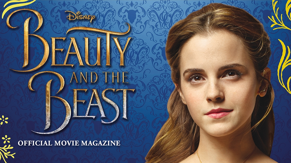 Beauty and the beast official movie magazine out now for Country living magazine phone number
