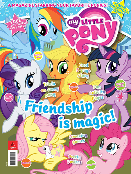 My Little Pony Special Collector S Issue Out Now From