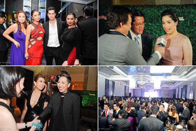Scenes from the Esquire Philippines launch