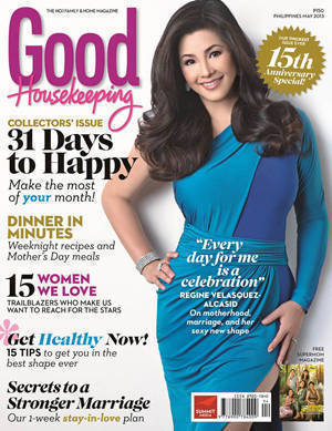 Good housekeeping undergoes a makeover for Good house magazine
