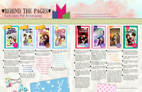 Pop The Official Magazine Of Pop Fiction Books Hits Stands